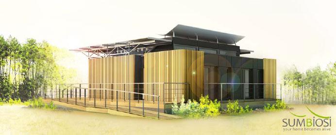 l habitat co responsable blog archive sumbiosi maison solaire. Black Bedroom Furniture Sets. Home Design Ideas