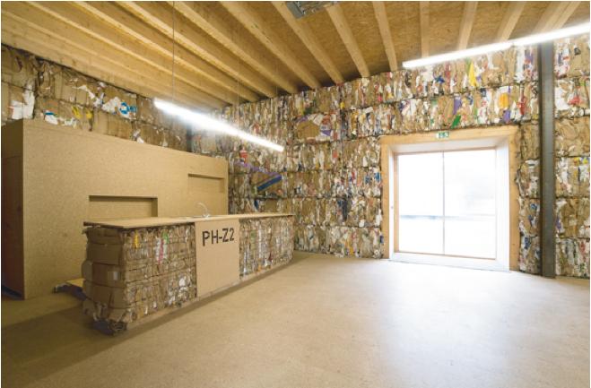 L habitat co responsable blog archive architecture en for Architecture papier