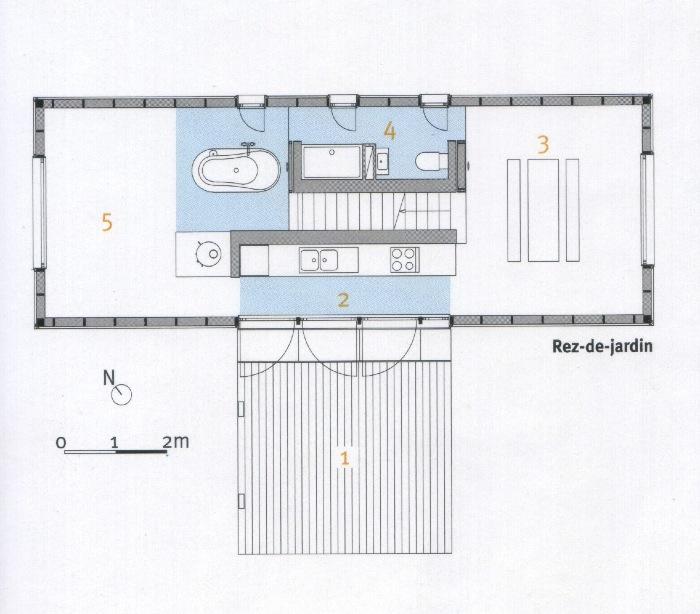 L habitat co responsable blog archive une petite maison dans la prairie - Architecture petite maison ...