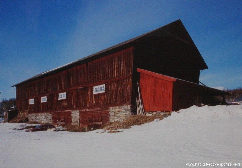 L habitat co responsable blog archive la peinture aux - Rouge de falun ...