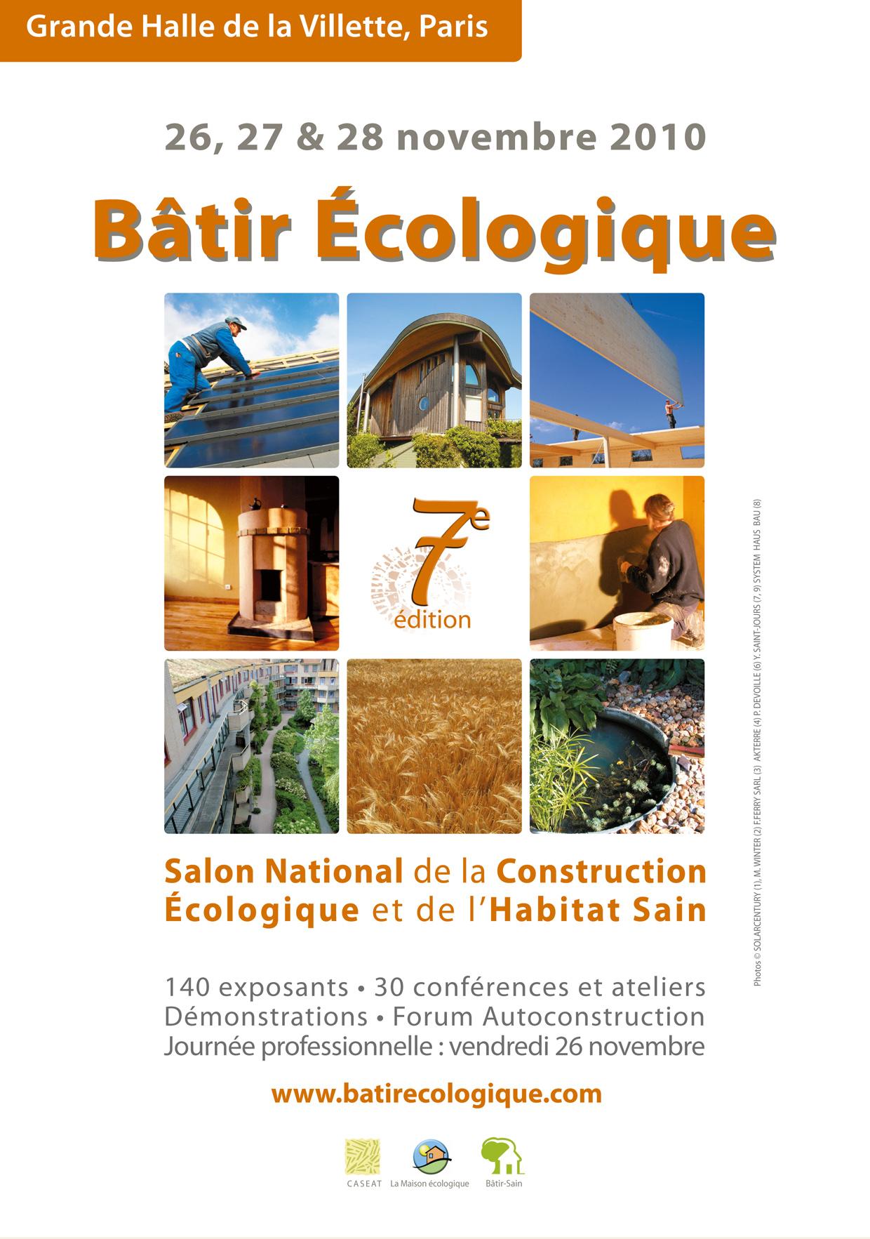 L habitat co responsable blog archive des entr es for Salon eco habitat