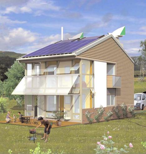 l habitat co responsable blog archive ruralzed une maison en kit z ro carbone. Black Bedroom Furniture Sets. Home Design Ideas