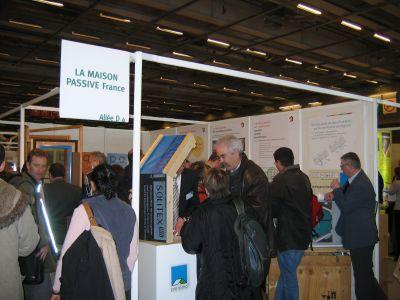 L habitat co responsable blog archive ecobat le - Salon eco construction ...